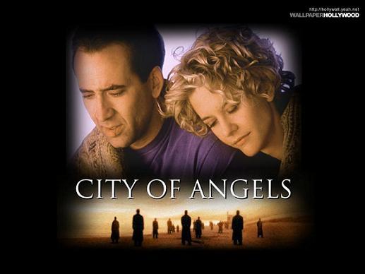 天使之城主题曲angel钢琴谱