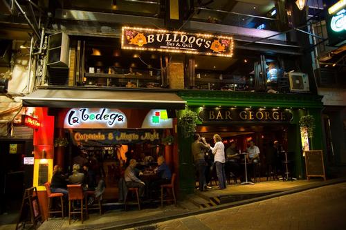 新鲜视频:情迷兰桂坊 感受香港酒吧文化-经典英