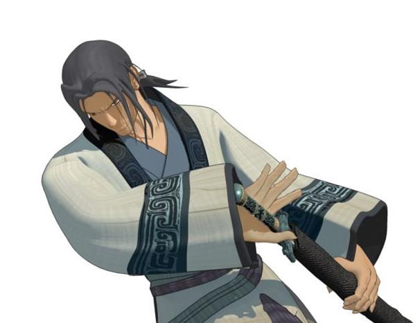 """(盖聂曾说:""""也许是木剑"""