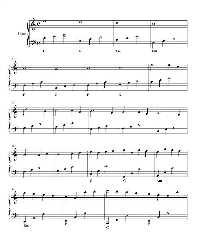 卡农不是一首曲子的名字.而是一种曲子的类型.这种曲子呢.