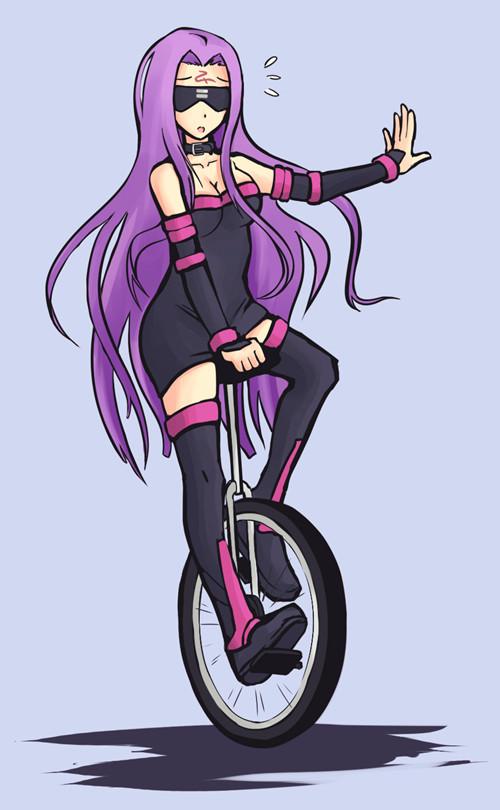 已奖★2012-03-06★【漫漫人物大盘点】第番《fate》rider