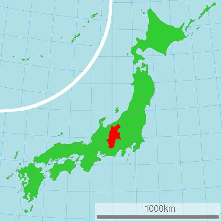 日本地理百事通:长野县篇