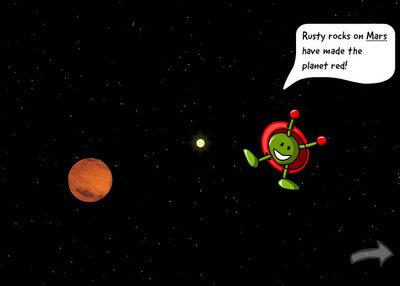 小学英语翻斗乐:我们的太阳系