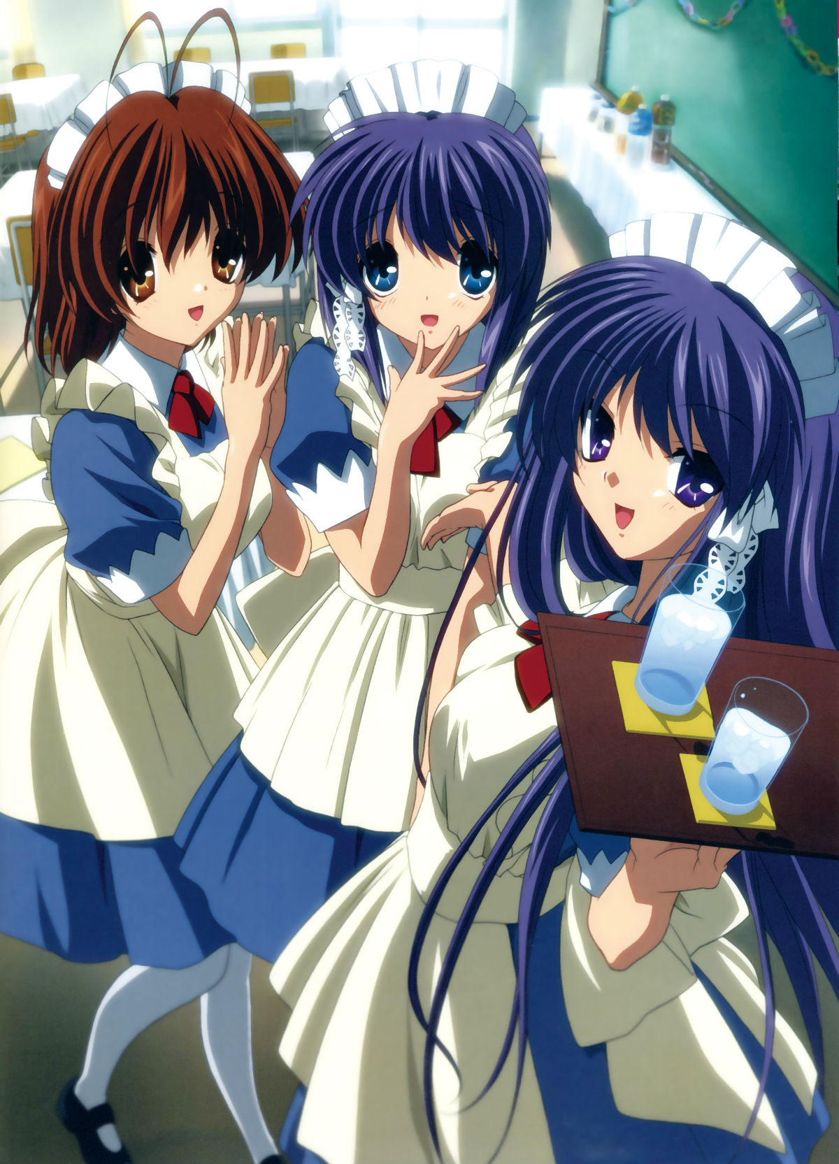 【漫迷小筑游戏】clannad-漫迷小筑-v女生日语学打女生手心图片