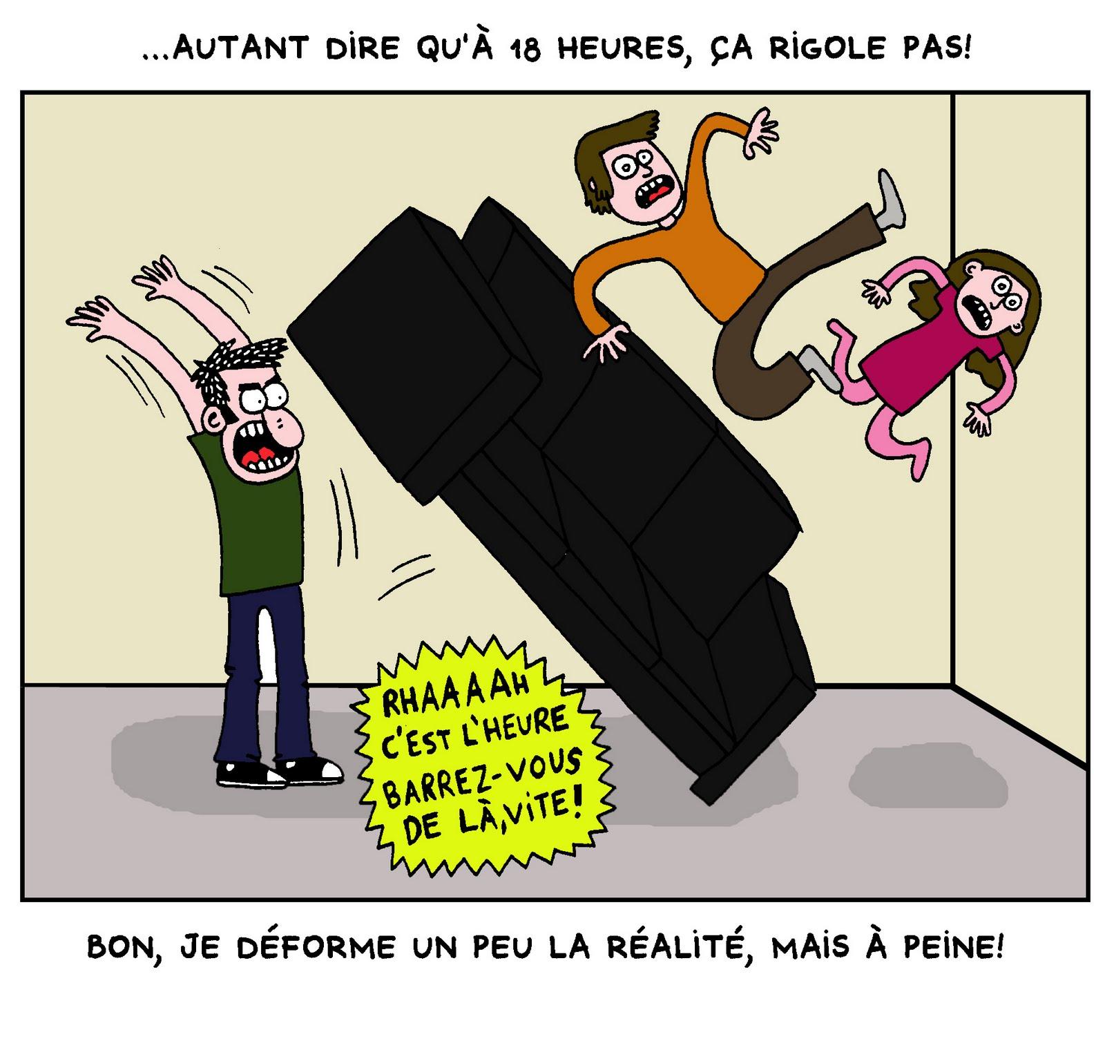 2013.02.28法语每日一词』(Devenir)+fou+furie