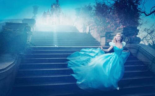 唯美小清新图片:蓝色很浪漫很童话